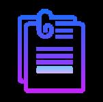 Corporate website icon