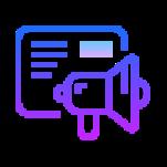 internet marketing icon
